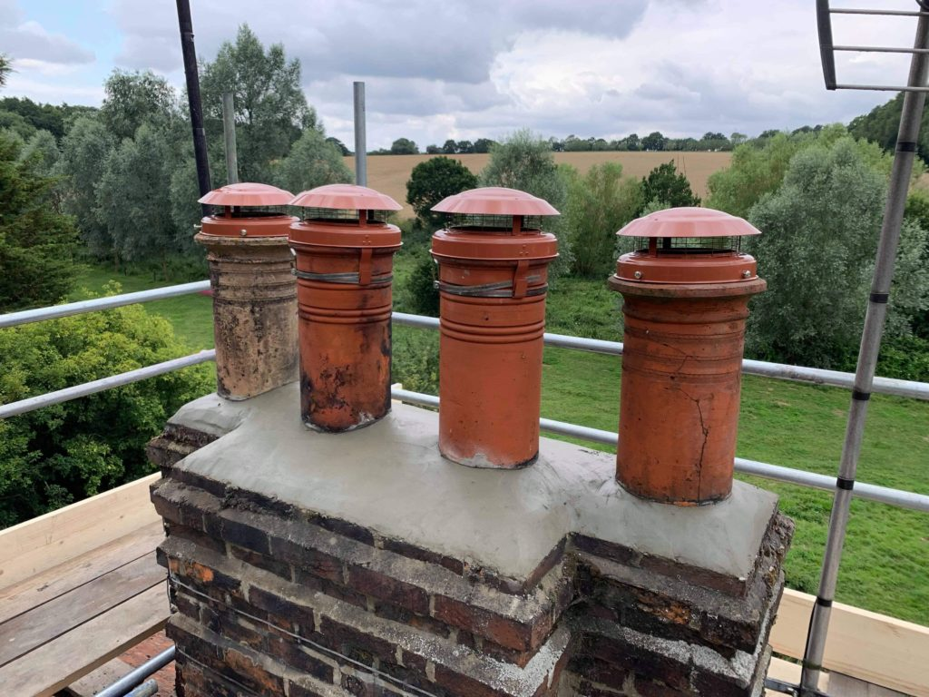 Chimney Repair Services